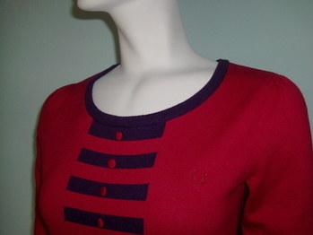 FP knit dress cu