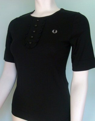 Fred Perry black top