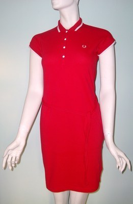 Fred Perry Red Dress