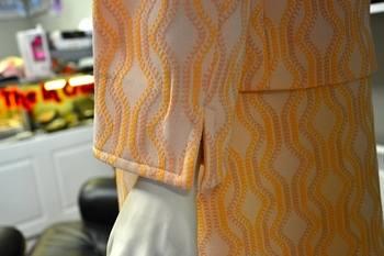 Orange Sleeve