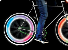 Mathmos Bike Lights