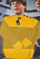 Mustard Naval Jumper