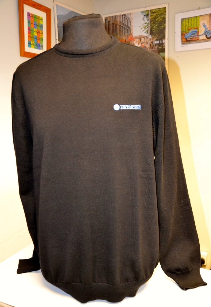Lambretta Black Jumper