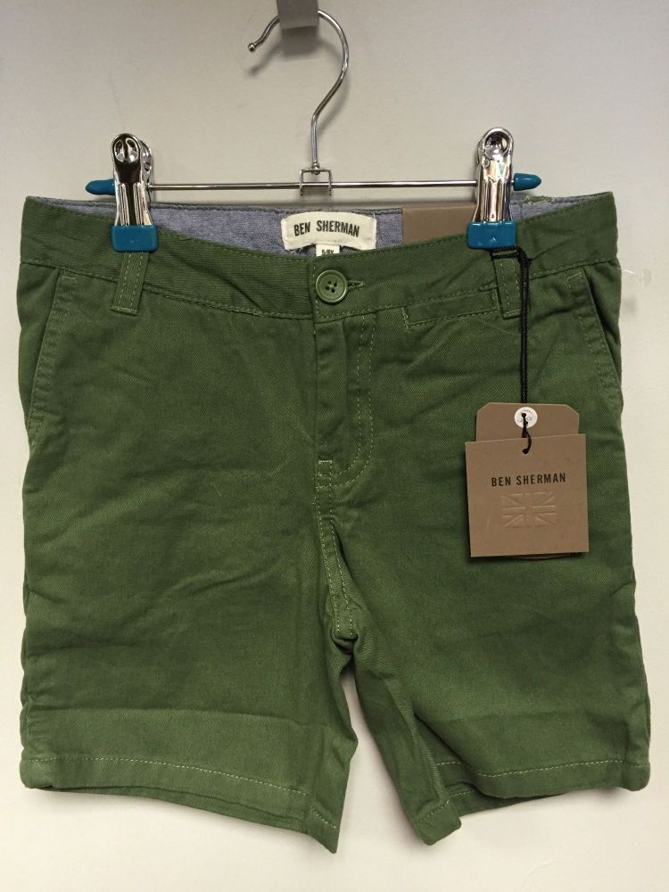 Ben Sherman Boys Shorts