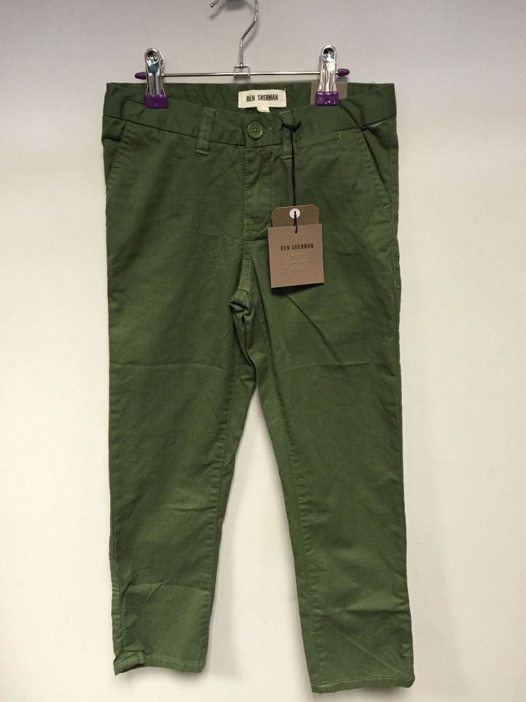 Ben Sherman Boys Trousers