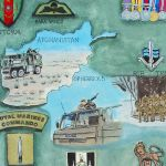 RM career map - Afghanistan detail