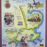 Blues & Royals map