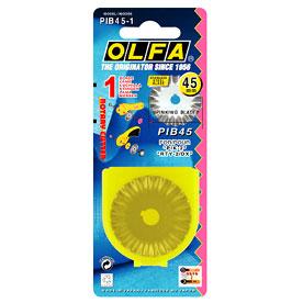 Olfa Rotary Cutter 45mm PINKING Blade PIB45-1