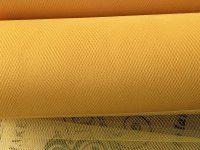 Yellow Tulle Net Sold Per Metre Length