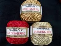 CROCHET YARN THREAD