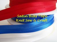 Satin Bias Tape