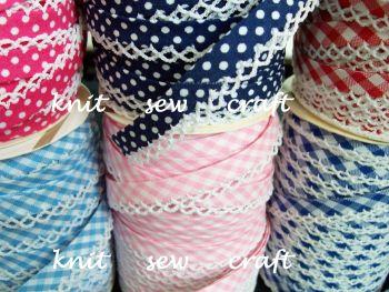 lace edge fabrics