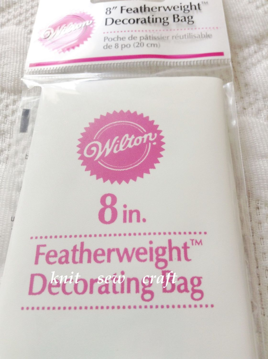 Wilton Featherweight Piping Bag