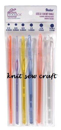 Darice Crochet Hooks Sets