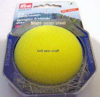 Prym Pin Cushion & Pins Set