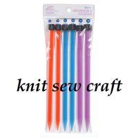 Darice Knitting Needles Set Sizes 8mm, 9mm, 10mm