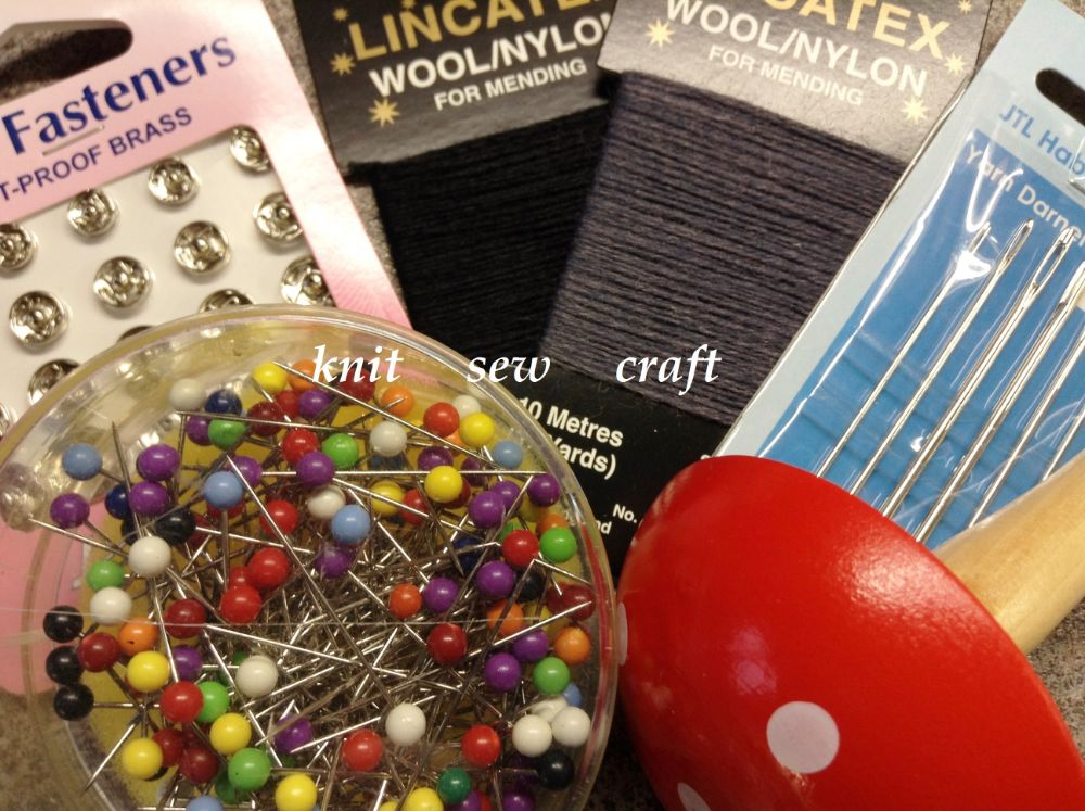 Fabric Care & Repair