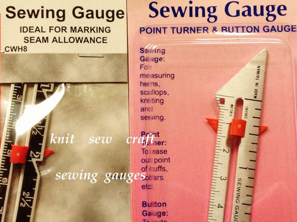 Sewing Gauges