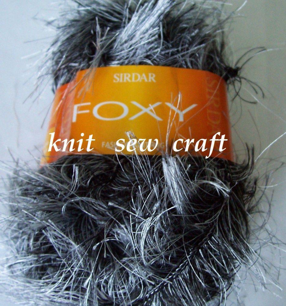 Sirdar Foxy Yarn - Otter