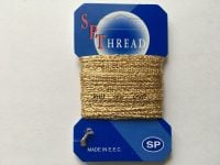 SP Glitz Decorative Glitter Thread GOLD 10 Metres