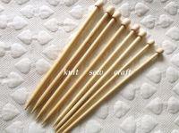 Darice Bamboo Knitting Needles Set 3.5mm, 4mm, 4.5mm, 5mm, 6mm