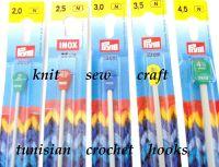 tunisian crochet needles and hooks
