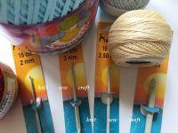crochet hooks by Pony