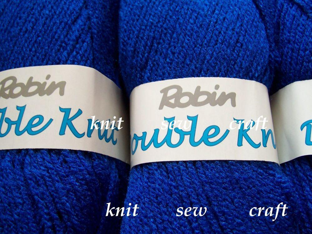 Robin DK – Royal Blue Double Knit Yarn