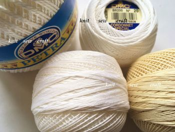Crochet Yarn Supplies