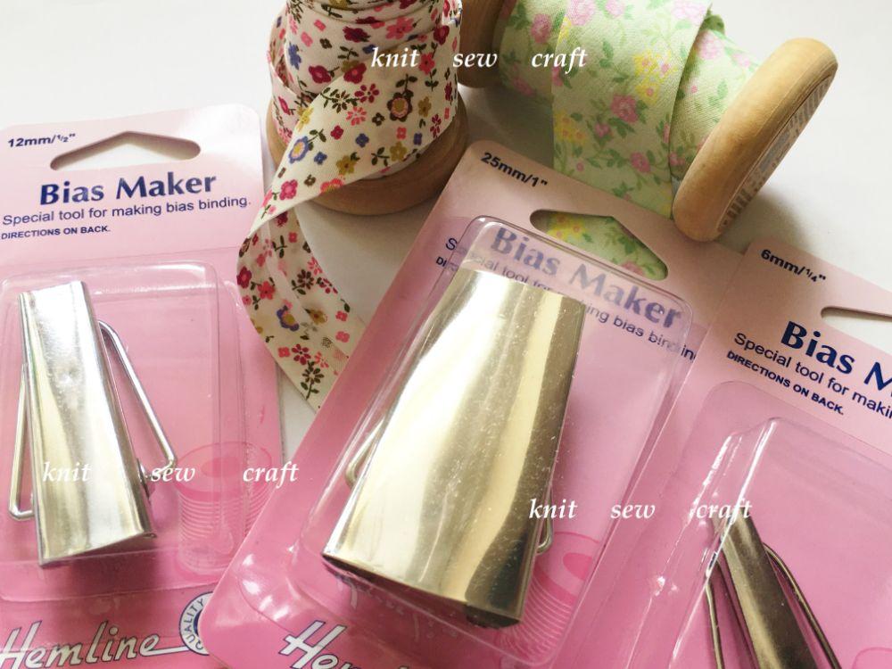 Bias Binding Makers