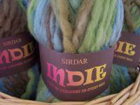 Sirdar Super Chunky Knitting Wool - Indie Prairie 155