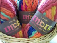 Sirdar Indie Yeehah 168 Super Chunky Knitting Wool 50g ball F062