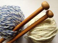 Size 4.5mm Bamboo Knitting Needles