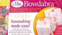 Darice Mini Bowdabra Bow Maker for Ribbon Bows Crafts