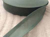Cotton Trimming Tape - Leaf Green