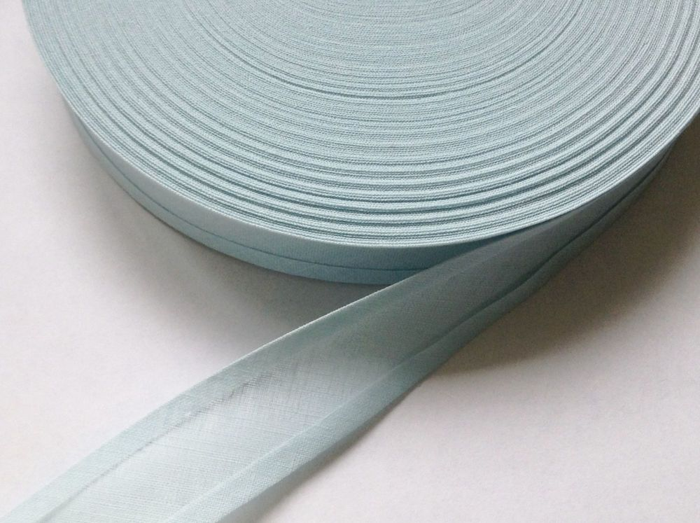 Light Blue Sewing Tape 25mm Wide
