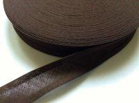 Dark Brown Trimming Tape - 50 Metre Reel