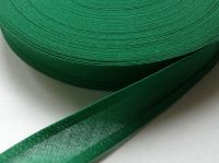 Emerald Green Cotton Bias - 50 Metres