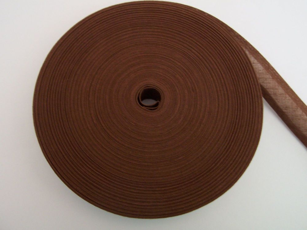 Brown Trimming Tape 25mm Wide