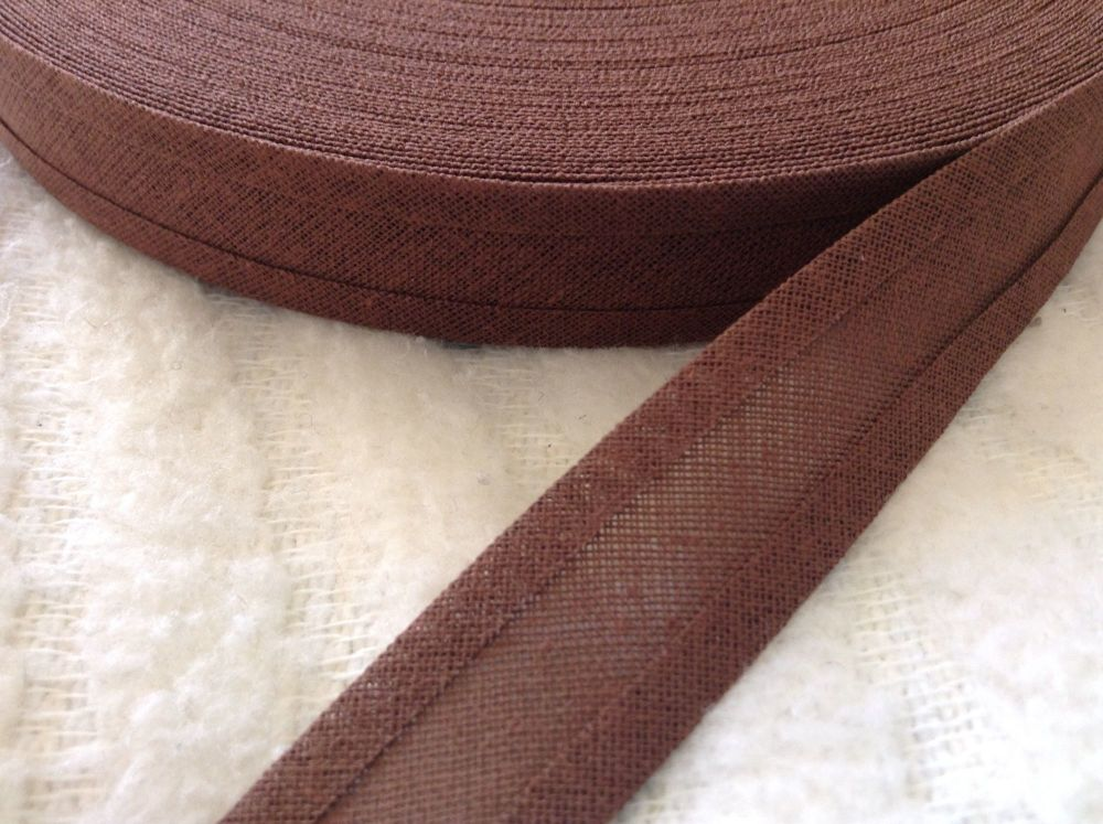 brown trimming tape - per reel