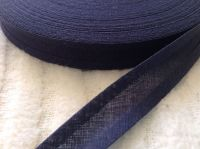 navy blue sewing tape by the reel