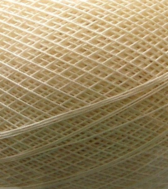 Twilleys Thirty, 1 - 2ply Knit, Crochet Cotton Yarn Cream 11