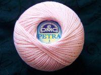 DMC Petra Crochet Cotton Size 3 Thread Pink 5149 100g