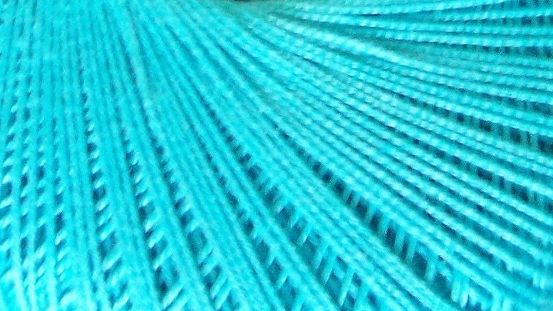 Turquoise Blue Crochet Cotton - Crochetta Number 10 Thread