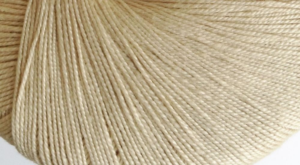 Number 10 Crochet Cotton Ecru Natural Tatting Thread