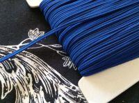 Blue Russian Braid Royal Blue Soutache Cord