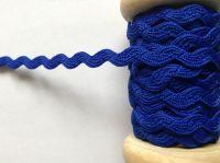 Blue Ric Rac Trimming Braid