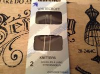 Bodkin Needles Whitecroft Pack of Two
