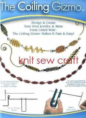 Darice Coiling Gizmo Set for Jewellery, Beads, Crafts