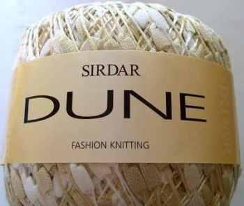 50g Sirdar Dune Knitting Wool: LIGHT SUEDE